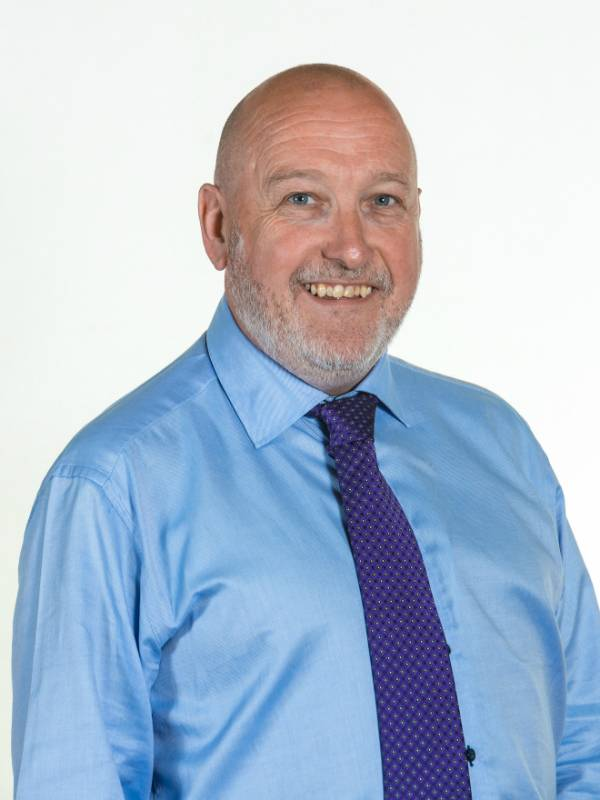 Councillor Colin McGinn