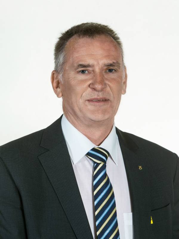 Councillor John Williamson
