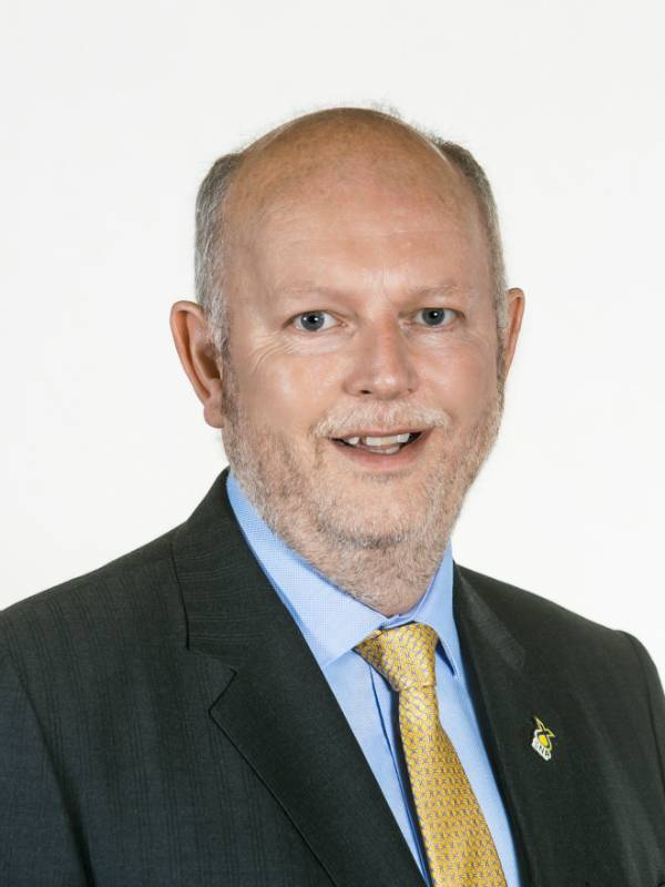 Councillor Neil Gilbert