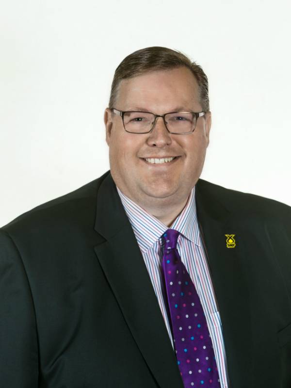 Councillor Stuart Currie