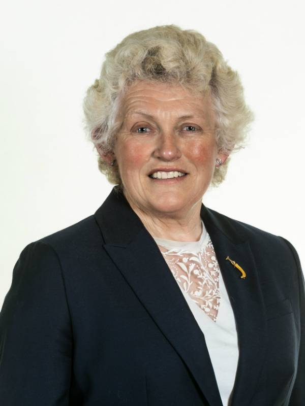 Councillor Sue Kempson