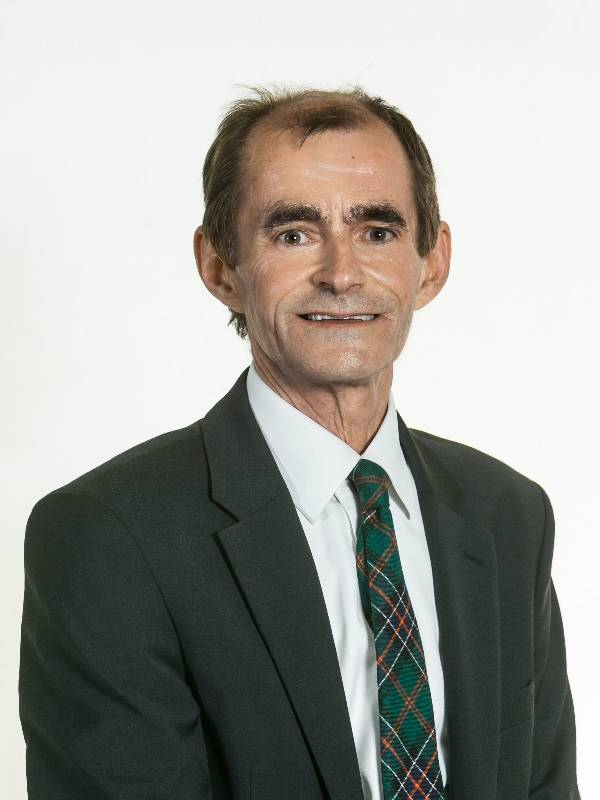 Councillor Willie Innes