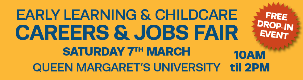 Early Learning and Childcare jobs event 2020