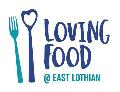 Loving Food @ East Lothian logo