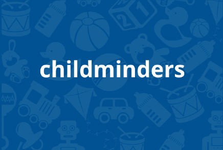 Image link to information on funded childminders' 1140 hours provision