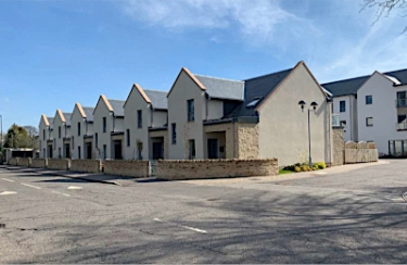 Residential development on Mill Wynd, Haddington.