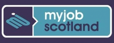 myjobscotland logo showing change from the old logo to the new design