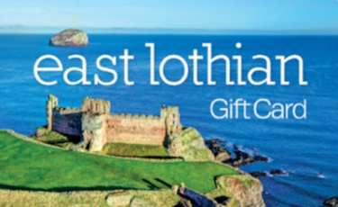East Lothian gift card
