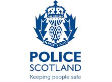 Logo: Police Scotland Keeping people safe